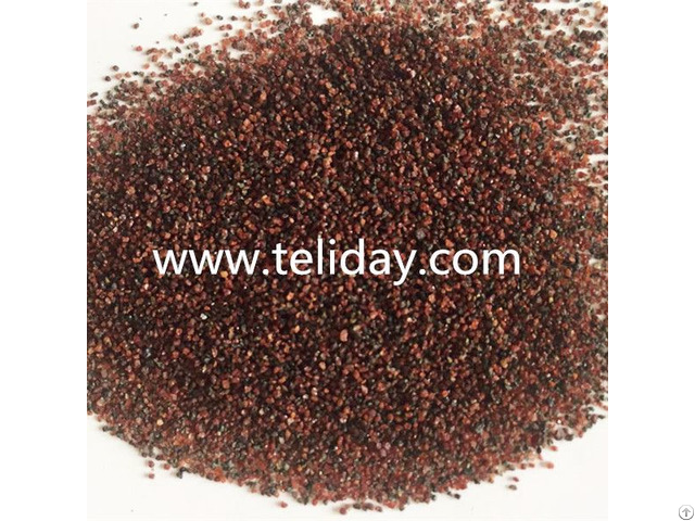 Garnet Sand Water Jet Cutting Abrasives