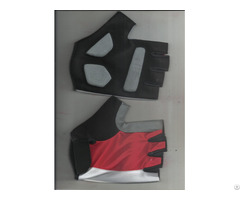 Finger Less Cycling Gloves