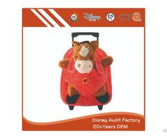 Plush Horse Toy Bag
