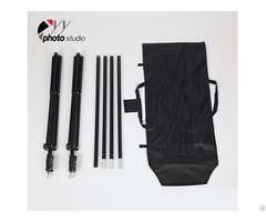 Durable Photo Studio Backdrop Support System 2 4m H X 3m W Ys502