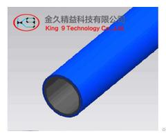 Blue Color 1 0mm Lean Pipe