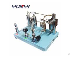 Pneumatic Oxygen Pressure Calibration Hand Pump