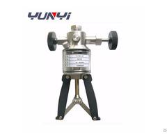 Water Pressure Calibration Hand Pump