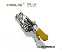 Tanja 40123 Heavy Duty Adjustable Toggle Latch Hasp Lock