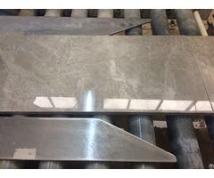 Silver Grey Slab Marble