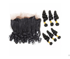 9a Peruvian Loose Tight 3 Bundles Human Virgin Hair Weave