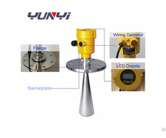 70m Range 4 20ma Radar Level Sensor Made In China