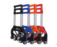 Jhl Ht8318 Lightweight Folding Hand Trolleys
