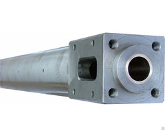 China Manufacturer Nickel Based Alloy Barrel