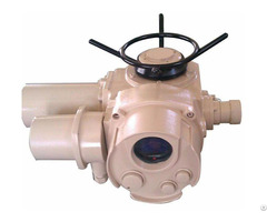 Isq Series Electric Valve Actuator
