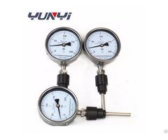 Stainless Steel Bimetallic Thermometer