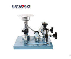 Hot Sale Ys Piston Dead Weight Tester Price