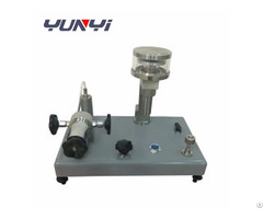 Pressure Calibration Gas Pneumatic Deadweight Testers