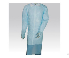 Disposable Cpe Plastic Gown