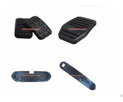 Oem Rubber Forklift Accessories Brake Protector Pedal