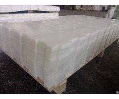 Uhmwpe Synthetic Ice Rink Floor With High Self Lubricating