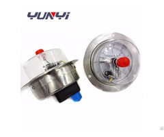 Low Cost Electric Contact Pressure Gauge Price