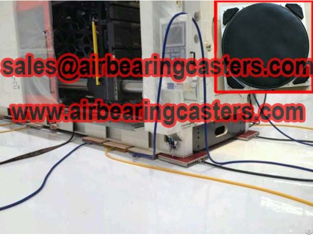Air Bearing Casters