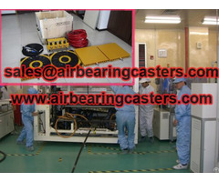 Air Caster Rigging Systems Details With Pictures
