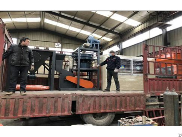 Hubei Energy Company Circuit Board Recycling Equipment Was Delivered On Time
