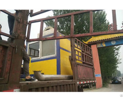 Suzhou Customer's One Set Maxed Plastic Material Separator Was Transported Yesterday