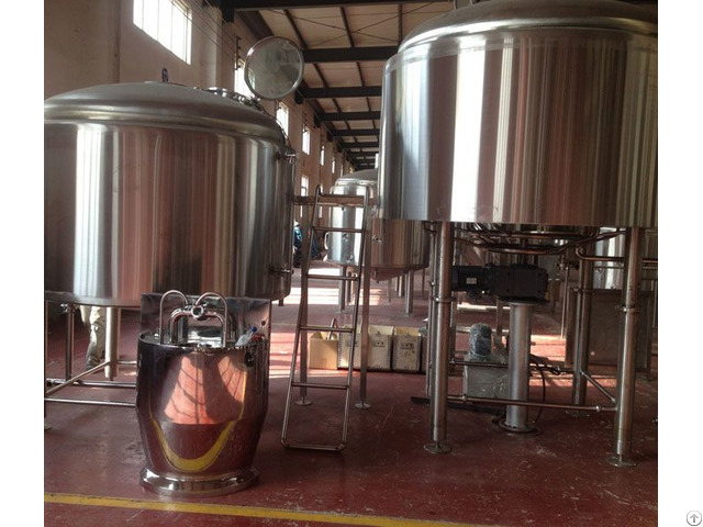 50bbl 5000l 100hl Brewery Equipment