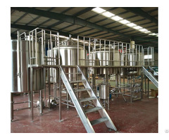 30bbl 3000l Brewery Equipment