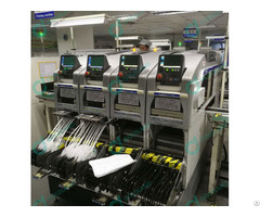 Smt Led Chips Assembly Line For Fuji Nxt M3ii Pick And Place Machine