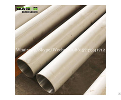 Stainless Steel Tp316l Erw Welded A312 Pipe For Ships Building Industry