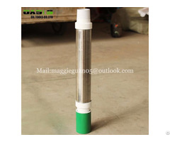 Pipe Based Well Screen Double Layer Tube