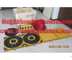 Air Moving Skates Can Be Customized As Demand