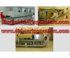 Move Cleanroom Machinery