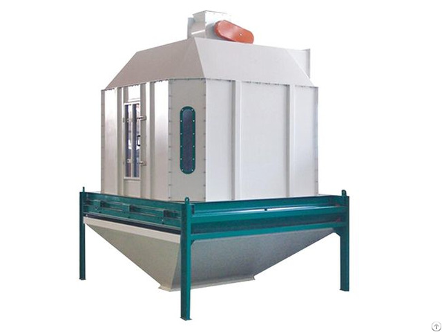 Cooler Feed Machine