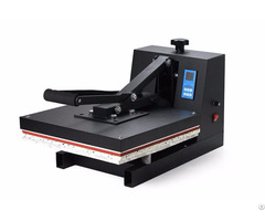 Big Inches Heat Press Machine For Textile
