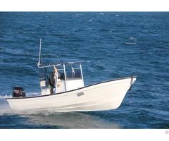 Lianya Fiberglass Panga Fishing Boat