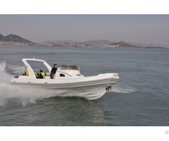 Lianya Speed Rescue Rib Boat Outboard Motors