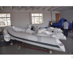 Lianya 3 8m Small Size Fast Rubber Rib Fishing Boat