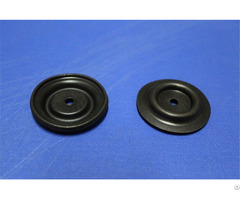 Precise 0 2mm Thickness Decompress Valve Rubber Part Diaphragm