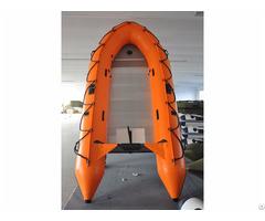 Lianya Pvc Hypalon Inflatable Rubber Fishing Boat