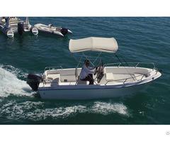 Lianya 5 0m Fiberglass Sport Fishing Boat