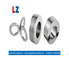 Ribbed Wire Rolling Cassette Use Tungsten Carbide Groove Ribbing Thread Roller Ring