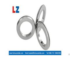Yg15 Three Dimensional Tungsten Carbide Roller For Steel Rein Cement Bars