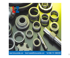Polished Tungsten Carbide Mechanical Seal Rings With Long Life Time