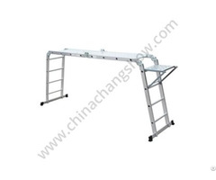 Multi Purpose Aluminum Alloy Ladder