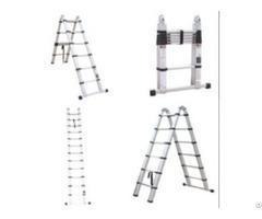 Telescopic Bamboo Ladder