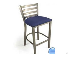Durable Square Steel Chair Stool Bar Furniture Custom Size Available