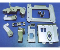 Electronic Component China Stamping Service