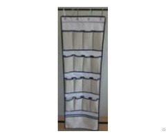 Product 16 Pockets Non Woven Hanging Clothes Shoe Bag Organizer