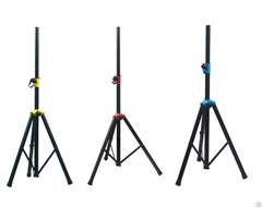 China Hot Sell Full Metal Factory Wholesale Cheap Price Height Adjustable Tripod Speaker Stand