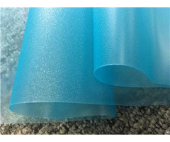 China Factory Tpu Polyester Soft Film For Water Bag